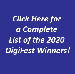 DigiFest award winners