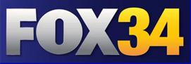 Seen on WDFX Fox34