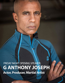 G Anthony Joseph
