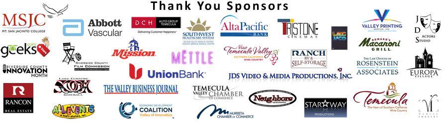 Sponsor Logos 2018