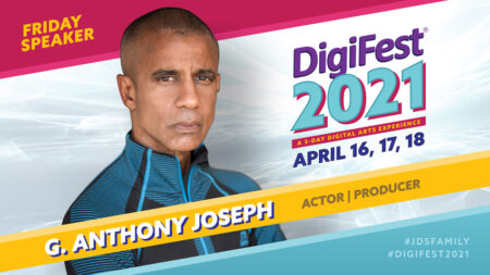 Producer-G Anthony Joseph-DigiFest 2021